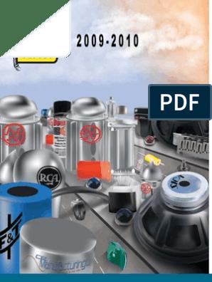 21188698 Antique Electronic Supply Catalog | Vacuum Tube | Rectifier