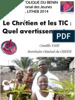 Le Chrétien Et Les TIC