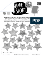 Share a Story Reach for the Stars Reading Challenge 1