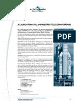 191st Ariane Mission Press Kit