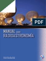 Manual de Radio Astronomía