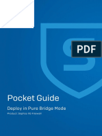 Deploy in Pure Bridge Mode