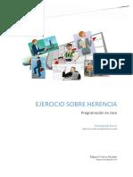 Ejercicio Herencia (Empleados) para Java