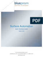 Blue Prism v6 Surface Automation - Basic Training_0