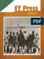 SUNY Spring 2018 PDF Catalog