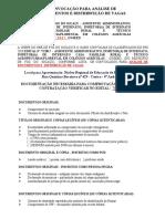 Convocação de Inspetora de Internato Do Colégio Agrícola Pss 2018