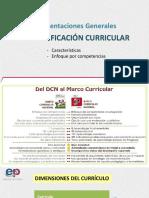 23. Planificación Curricular