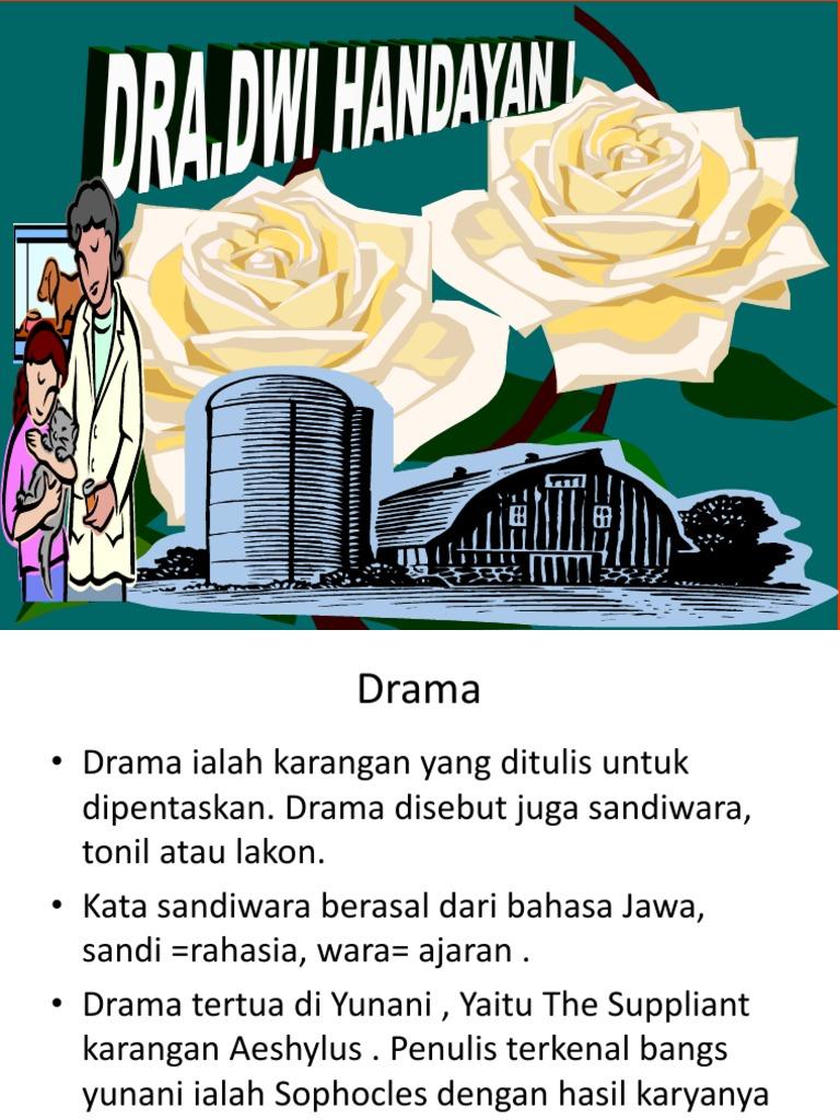 Bermain Drama