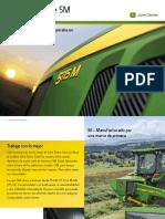Tractores John Deere Serie 5m