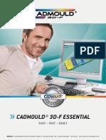 Cadmould 3DF Essential Engl