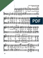 Gute Nacht - GCh - Schumann