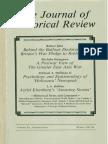 The Journal of Historical Review (Balfour Decl. Et. Al.)