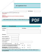 Application Form 1 - Thebestemployers