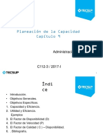 Administracion Industrial I - 2017 (Semana 9) SDOC