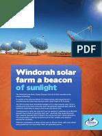 EGE0426 Windorah Solar Farm Brochure r3