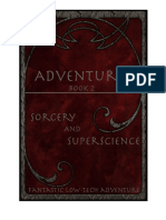 Sorcery and Superscience4.0