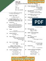 A level forumlaesheet1 backup.pdf