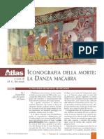 M. G. Recanati- Iconografie della Morte, danza macabra