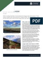 PUB16 353 Solar Farms in Nsw Factsheet