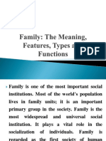 Family Ppt