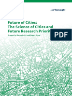 Future of Cities_The Science of Cities