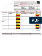 loc risk assessment sheet my house