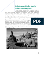 Pengaruh Kebudayaan Hindu