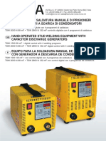 Depliant DP1001 Stud Welders IT en ES 07 2014