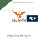 13 Participacion Politica de Las Mujeres