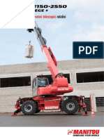 Manitou MRT 2150-2550 PRIVILEGE + (IT)