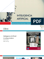 1 Introduccion a Inteligencia Introduccion