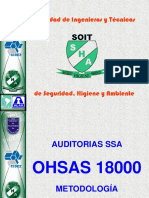 OHSAS LATINSAFETY 2008