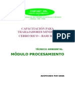 CAPACITACION DE TRABAJADORES MINEROS MODULO_PROCESAMIENTO.doc