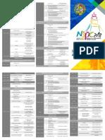 2018 NSPC Program
