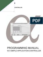 Programador Pre Virador