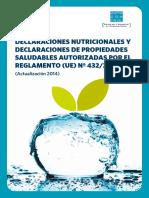 Perfiles Nutricionales y Etiquetado