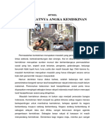 ARTIKEL Kemiskinan