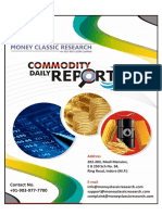 Commodity Report