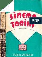 Güvemli, Zahir - Sinema Tarihi