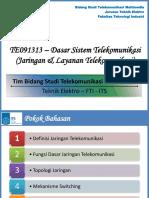 TE-09-1313 #02 - Jaringan&Layanan Telekomunikasi (Ver2)