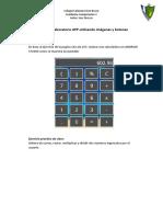 Practica de laboratorio APP utilizando imágenes y botones