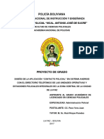 Proyecto Contacto Policial