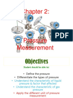 Chapter 2 Pressure Measurement