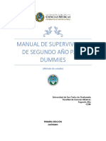 Manual de Supervivencia Segundo