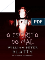 O Espirito Do Mal - William Peter Blatty