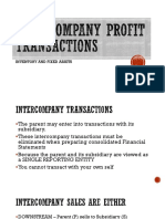 Intercompany Profit Transactions_02.20.18