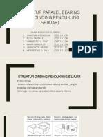 Studi Kasus Pralel Bearing Wall