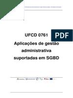 Manual UFCD 0761 - 2018