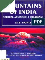 Mountains of India