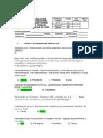 Examenes Por Parciales-diagnostico Metodologia